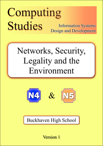 Networks, Security, Legality and the Environment