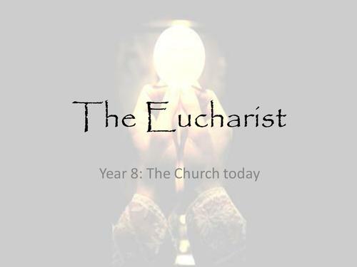 The Catholic Eucharist