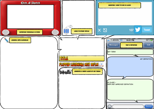 Flipped Learning Mat #FLMat @ PE4Learning