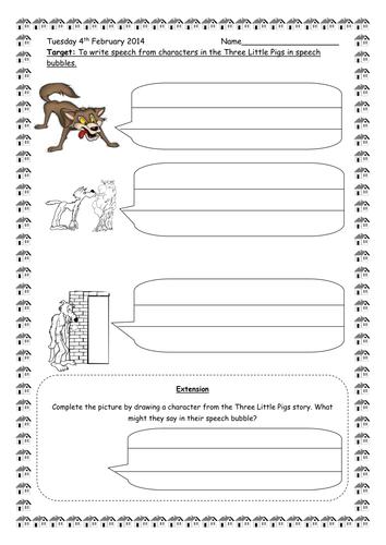 school speech writing