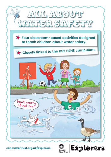 PSHE Water Safety Resources