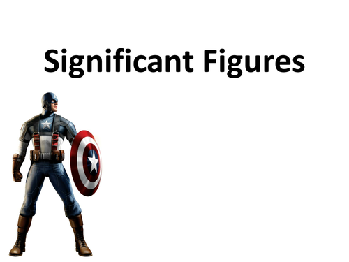 Rounding to Significant Figures - KS3 by uk343 | Teaching ...
