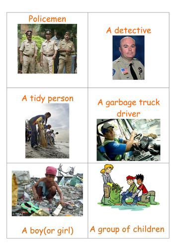 trash andy mulligan themes