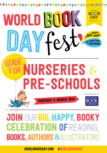 World Book Day 2014 Resource Pack for Pre-Schools