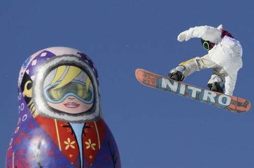 Sotchi Jeux olympiques