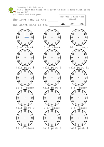 Free Numbers Worksheets Pdf Whats The Time  Identify Times On The Clocks By Tesspecialneeds  Bsa Personal Fitness Merit Badge Worksheet Excel with Read And Answer Questions Worksheets Identify Times On The Clocks By Tesspecialneeds  Teaching Resources  Tes Year 7 Literacy Worksheets Excel