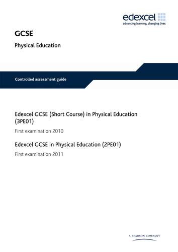 GCSE - Practical Assessment Criteria
