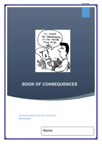 Book Of Consequences