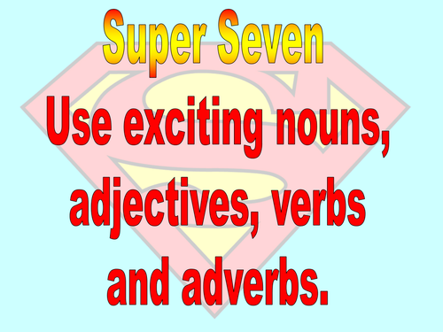 Super Seven Skills