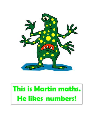 Eddie English and Martin Maths