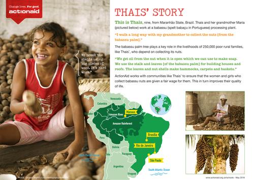 Thais' Story