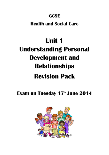 Nvq 3 health and social care essays