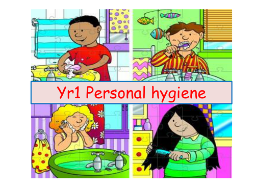 Personal hygiene by sarahunderwood - Teaching Resources - TES