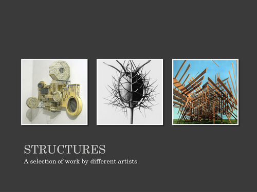 Artists - Structures