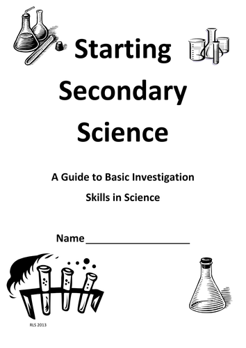 Starting Science Booklet