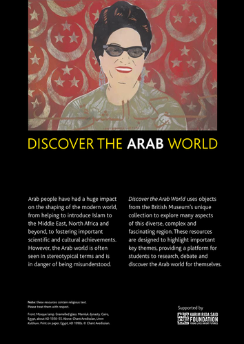 Discover the Arab World