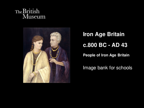 People of Iron Age Britain