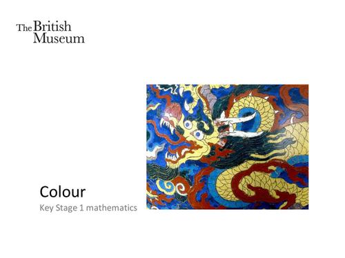 Maths: Colour