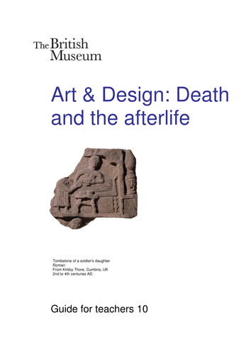 Art guide: death and the afterlife