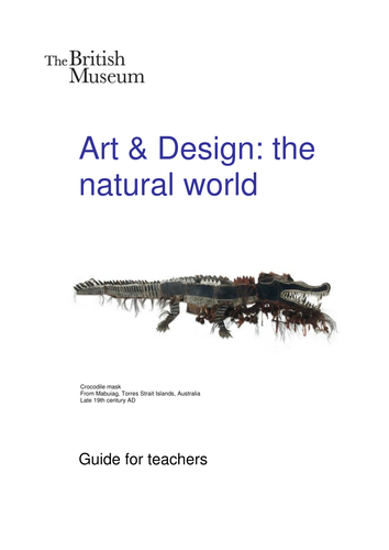 Art guide: the natural world