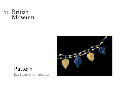 Maths: Pattern