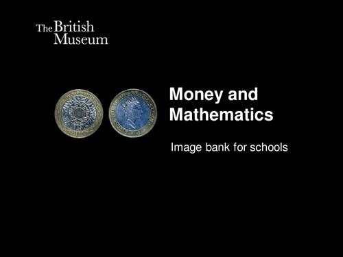 Money and mathematics