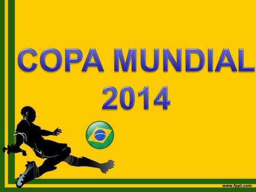 World Cup Spanish vocab
