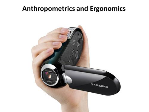 Ergonomics & Anthropometrics Teaching Aid
