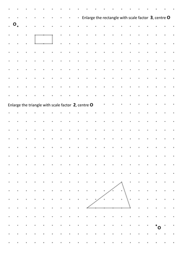 Drawing Enlargements