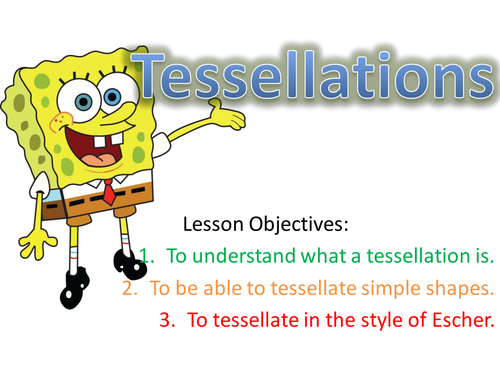 Tessellations worksheet by Tristanjones Teaching Resources Tes – Tessellations Worksheet