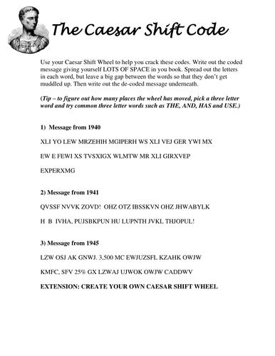 World War 2 resources year 6