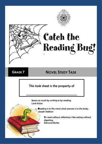 English Novel Study - individual assignment