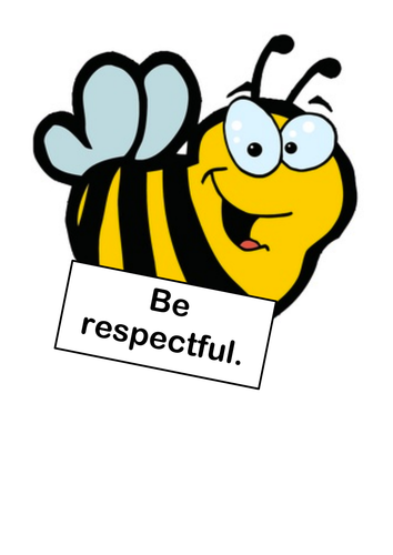 Class Rules on Bee's