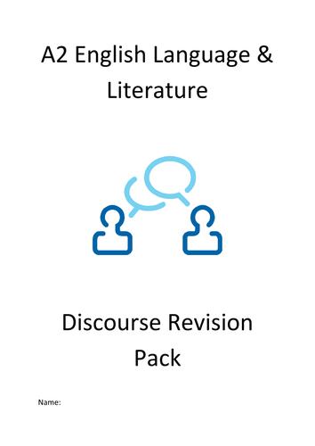 A2 Language & Literature AQA Question 5 revision