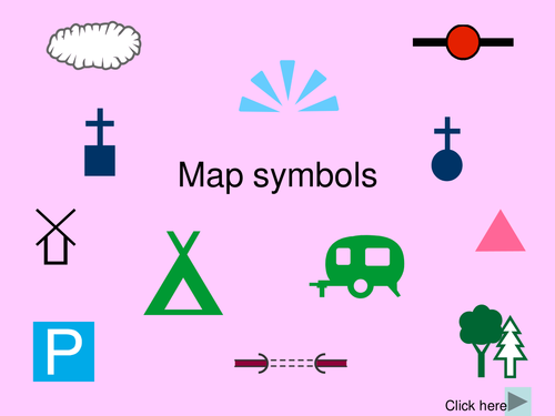 Os Map Symbols Lesson By Mbyford2002 Teaching Resources Tes