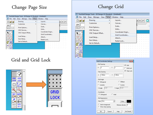 2D Design basic help  by happyme | Teaching Resources