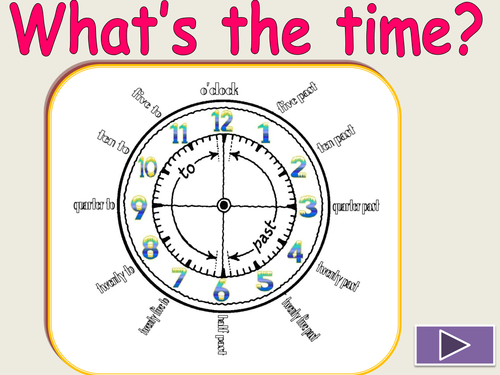What is a teaching time clock?