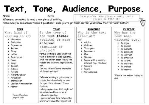 tones used in persuasive writing
