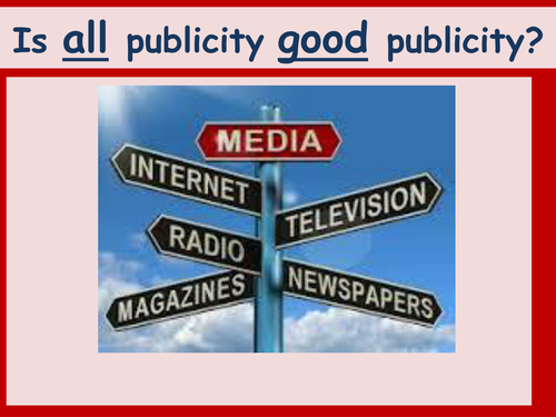 all publicity is good publicity Not all publicity is good publicity even brands with advertising budgets in the millions get it wrong sometimes so what can we learn from them.