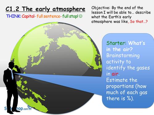 WB C1.1 - Early atmosphere- alternative version