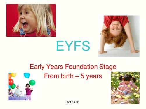 EYFS powerpoint