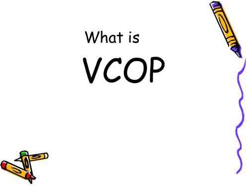VCOP starter