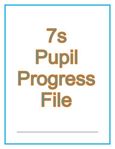 Pupil Progress File