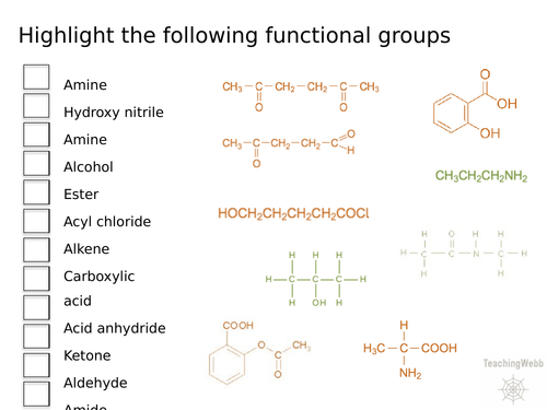Worksheets Functional Groups Worksheet collection of functional groups worksheet sharebrowse organic sharebrowse