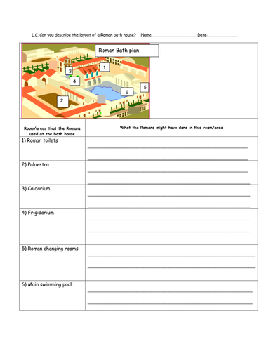 differentiated lesson plan for history ma sample