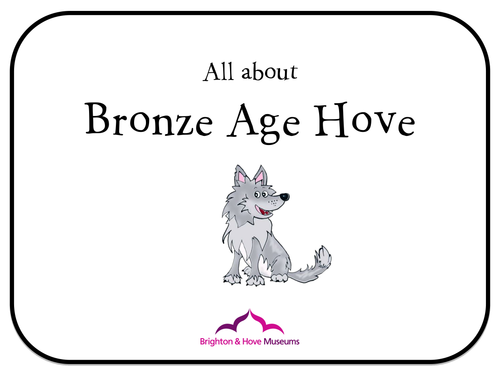 Brighton Museum Bronze Age