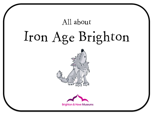 Brighton Museum Iron Age