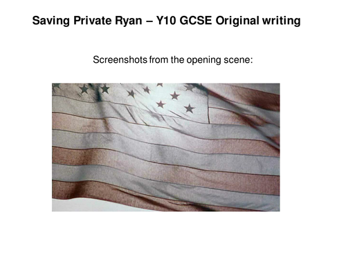 Saving Private Ryan Screenshots