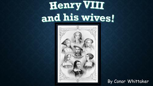 Henry viii wives primary homework help