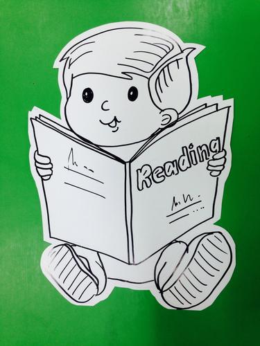 Reading Display Image